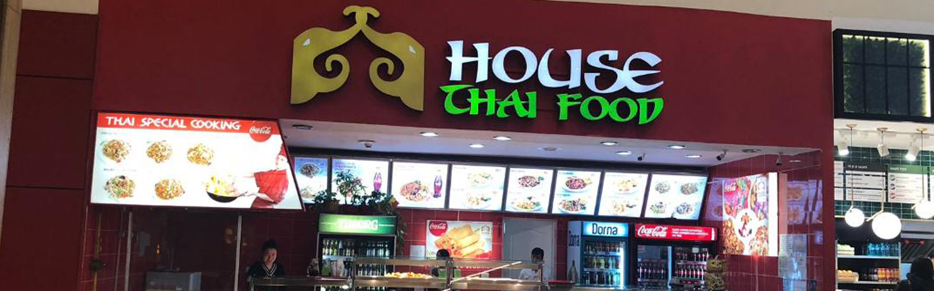House Thai Food Timisoara